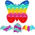 Fidget Toys Push It Pop Bubble Sensory Kids Toy Stress Relief Game For Boy Girls