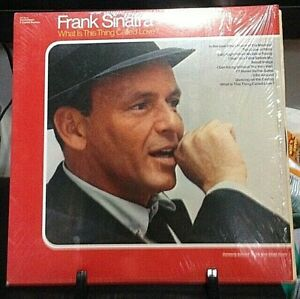 FRANK SINATRA What Is This Thing Called Love Album Released 1979 Vinyl USA