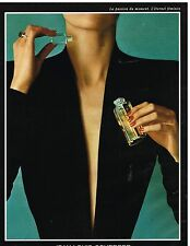 Publicité Advertising 1997 Parfum Jean Louis Scherrer