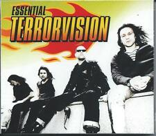 Terrorvision - Essential [The Best Of/Greatest Hits] 2CD NEW/SEALED