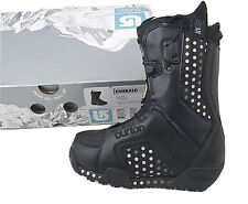NEW Burton Emerald Snowboard Boots!  US 4, UK 2.5, Euro 34, Mondo 21  *Black*