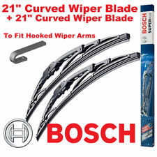 """Bosch Super Plus Front Wiper Blades 21"""" Inch SP21JS and 21"""" Inch SP21JS Pair Win"""