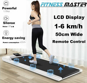 Electric Treadmill Home Gym Exercise Machine Fitness Equipment LCD Walking Pad