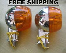 Yamaha YL1 YL2 YG1 YAS1 YA6 YA7 YB5 Front Turn Signal Winker Set - FREE SHIPPING