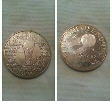 Medaglia argento Italia Campione del mondo Spagna 1982 alta qualità. ..