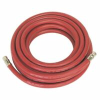 """Sealey AHC1038 Air Hose 10mtr x ?10mm with 1/4""""BSP Unions"""