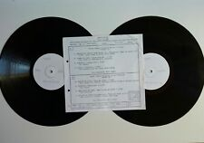 Rocky II Bill Conti Amazing Spanish LP Test Pressing Sylvester Stallone