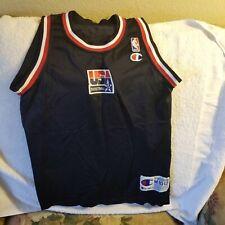 USA BASKETBALL JERSEY - YOUTH BOYS MEDIUM - CHAMPION - THROWBACK - DREAM TEAM I