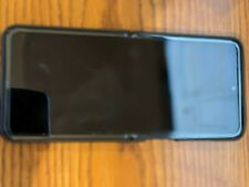 Samsung Galaxy Z Flip SM-F700F/DS - 256GB - Mirror Black (Unlocked) (Single SIM)