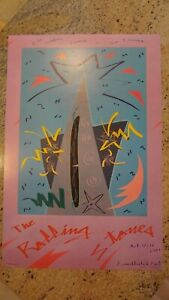 The Rolling Stones 1981 Concert & Tour Posters (Lot of 2)