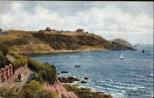Cornwall/Scilly Isles Unposted J Salmon Collectable Artist Signed Postcards