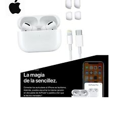 Apple AirPods Pro Blanco Sin Caja Originales Reacondicionados ConNúmero De Serie