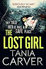 The Lost Girl (Brennan and Esposito), Carver, Tania, Very Good condition, Book