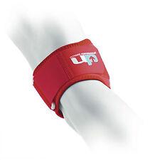 Subir un Tamaño Rojo Ultimate codo de tenista Correa Alivio del Dolor de soporte de la competencia