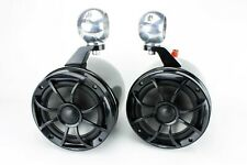 "Wet Sounds  6.5"" Wakeboard Tower Speakers  Black  NEW!!"
