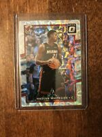 2017-18 Donruss Optic Premium Box Set Prizm Hassan Whiteside Ltd. 243/ 249