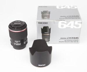 Pentax HD D FA645 Macro 2,8/90mm ED AW SR              Neuware/Ausstellungsstück