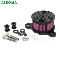 Round Air Cleaner Intake Filter Kits For 2004-Up Harley Sportster XL 883/1200 US
