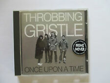 Throbbing Gristle – Once Upon A Time - Orig 1990 UK CD - Obsession - Rare & OOP