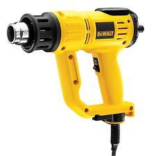 DeWalt 2000W 240V LCD Premium Heat Gun NEW