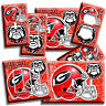 GEORGIA BULLDOGS UNIVERSITY FOOTBALL TEAM LIGHT SWITCH OUTLET WALL PLATE COVER