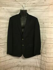 Marc Martin New York Super 120's Sport Coat Two Button Blazer Pure Wool Size 42R