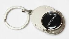 Schlüsselanhänger + Golfball Marker mit INITIALEN oder VORNAMEN, über 1500 Namen
