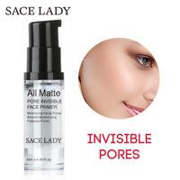 SACE LADY Face Base Makeup Liquid Matte Fine Lines Oil-control Facial Brighten