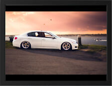 """TUNED INFINITI A3 FRAMED PHOTOGRAPHIC PRINT 15.7""""x11.8"""""""