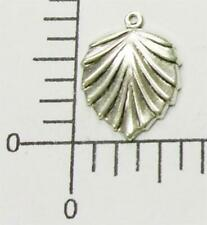 18744         3 Pc  Matte Silver Oxidized Angel Skirt / Body Jewelry Finding