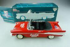 Racing Champions 1/24 Chevrolet Bel Air 1957 Convertible Bank mit Box  512271