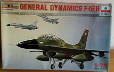 Jet US General Dinamics 1/72 F-16B Esci Aereo Marines Model Kit Guerra Raro 9028