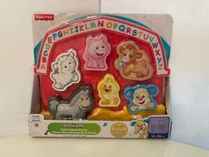 Fisher Price Laugh and Learn Farm Animal Puzzle NEW IN BOX!