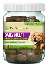 Pet Naturals Hip /& Joint Combo for Cats /& Dogs of Vermont 70 Chewable
