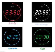 Wecker mit Datum/Kalender und aktuellem Design