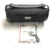 Pyle Wireless BT Portable Bluetooth Radio System Speaker, 200 Watts, Black