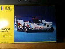 Heller # 80718 - Peugeot 905 EV 1 - 1: 24 in OVP -