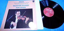 Bruch - Scottish Fantasy & Konzertstuck / Salvatore Accardo, Kurt Masur Philips