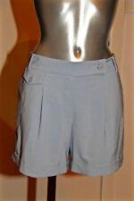 lujoso shorts azul claro MARIAGRAZZIA PANIZZI T 36 es 40 i NUEVO CON ETIQUETA