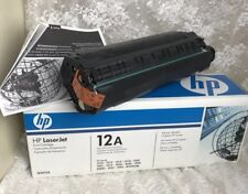 HP 12A Toner Cartridge for Laser Jet Printer New in Opened Package