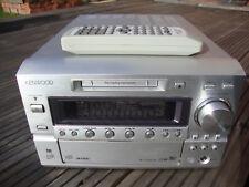 Rare Kenwood HD-5MD minidisc recorder multi-cd receiver hifi vgc with remote