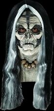 Voodoo Zombie Halloween Adult Size Tribal Creepy Witch Mask