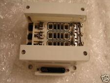 SMC VV5Q21-03C6FU0 MANIFOLD, PLUG-IN, VQ2000 ***NIB***