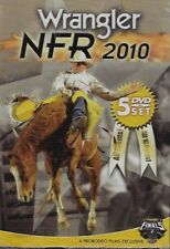 2010 Wrangler National Finals Rodeo – 5-DVD set