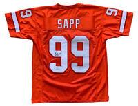 Warren Sapp autographed signed jersey NFL Tampa Bay Buccaneers PSA COA Miami