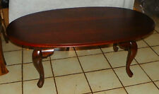 Oval Solid Cherry Coffee Table by Kincaid  (CT115)