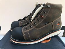 Timberland PRO Men's 15 Wide Gridworks Soft Toe Waterproof Industrial Boot