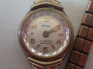 Ladies Tiffany watch