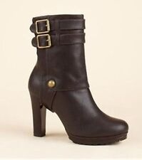 Juicy Couture Cambria Buckled Ankle Boot size 7 PLEASE READ
