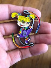 The String Cheese Incident Hat Pin Angelica From Rugrats Fan Art